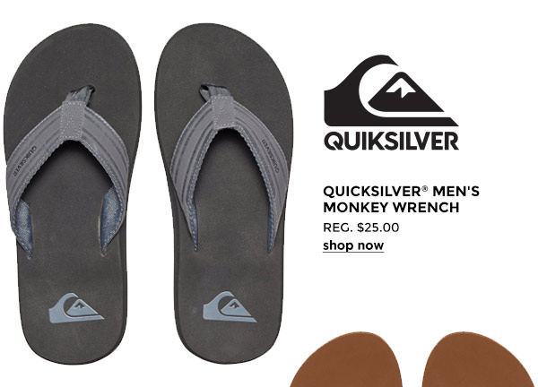 Quicksilver Men's Monkey wrench