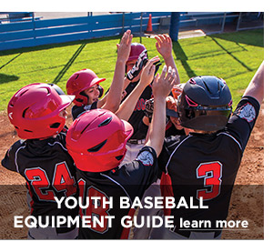 Youth Baseball Equipment Guide