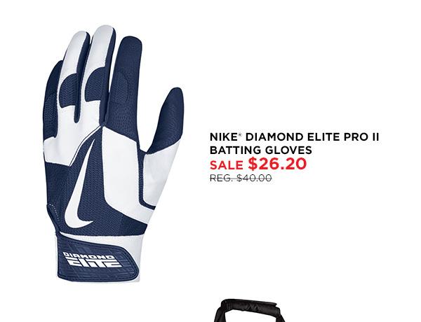 Nike Diamond Elite Pro II Batting Gloves